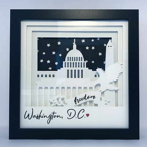 Washington, D.C. Shadowbox