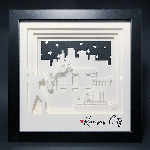 Kansas City Shadowbox