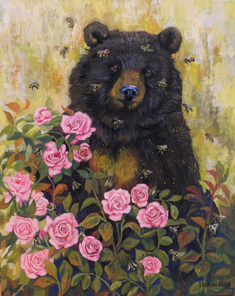 """Honey Bear"""