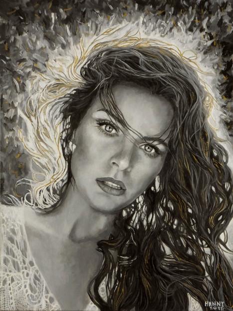 Aura: self-portrait