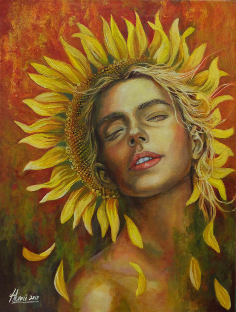 The Girl who Loved the Sun
