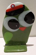 Klik på Studenten for at komme til Maja Foghs hjemmeside med glaskunst