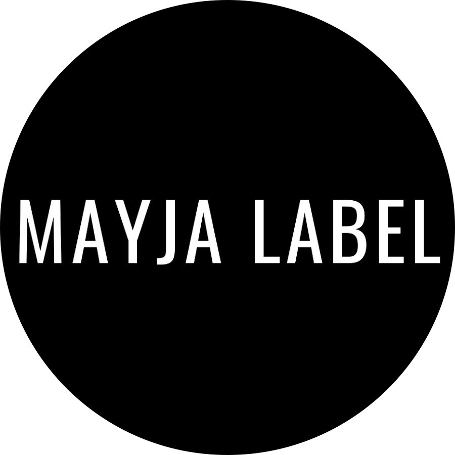 MAYJA LABEL (CIRCLE LOGO)