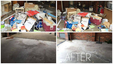 household junk and rubbish removal