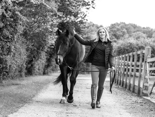 Equestrian Mindset Coach, Alex Strobel, Takes Her Coaching Business Online