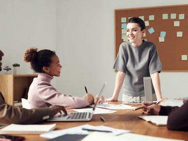 Women on a Mission for Results, Through Coaching and Consulting