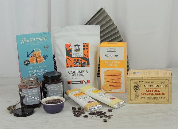 Small Gluten Free Teatime Treats