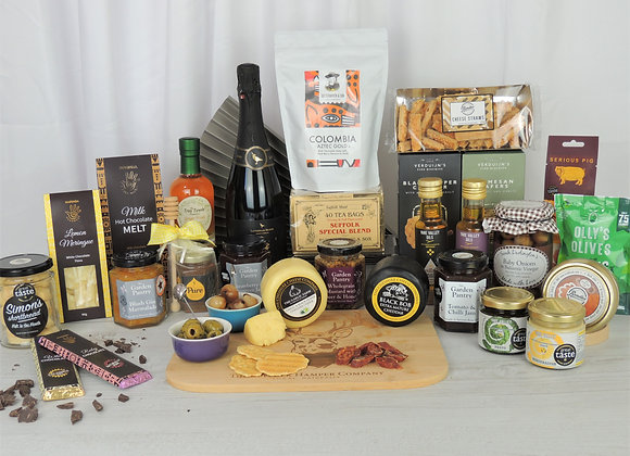 The Delicious Fully Loaded Indulgent Suffolk Hamper