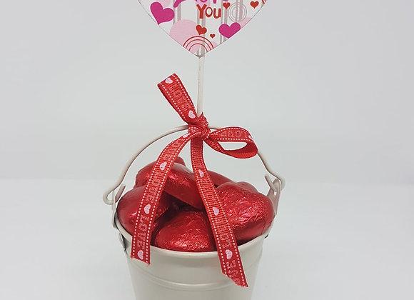 Chocolate Heart Gift