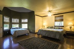 Huge master suite currently has 2 king size beds