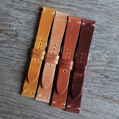Italian Leather Watch Straps