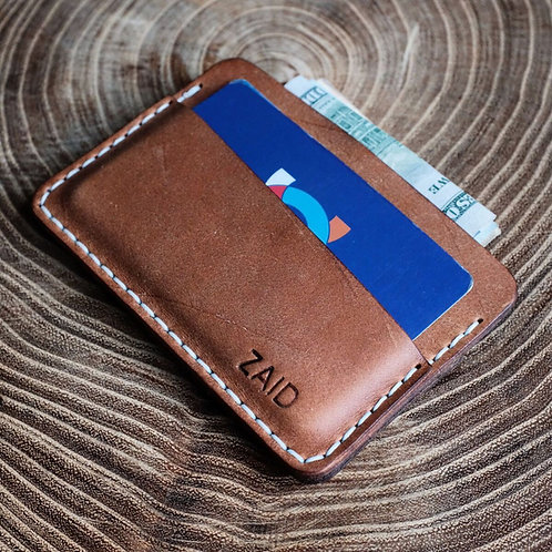 3-Pocket Wallet
