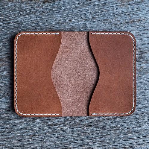 3-Pocket Bifold Wallet