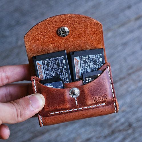 Camera Battery + SD Case