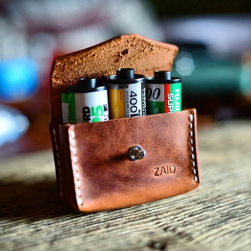 35mm Film Pouch