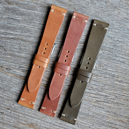 Italian Buttero Watch Straps