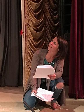 Jenna Dabbs, Far, Far Away Theatre founder