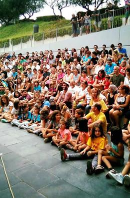Festa Major de Castellbisbal 2017