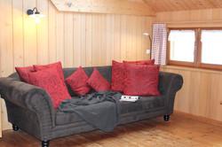 Gemütlicher Sofabereich