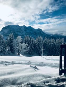 Hirschberg im Winter
