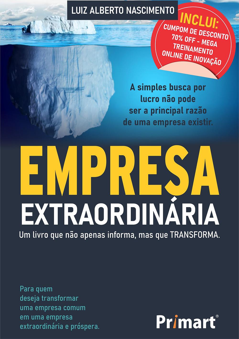 livro empresa extraordinária