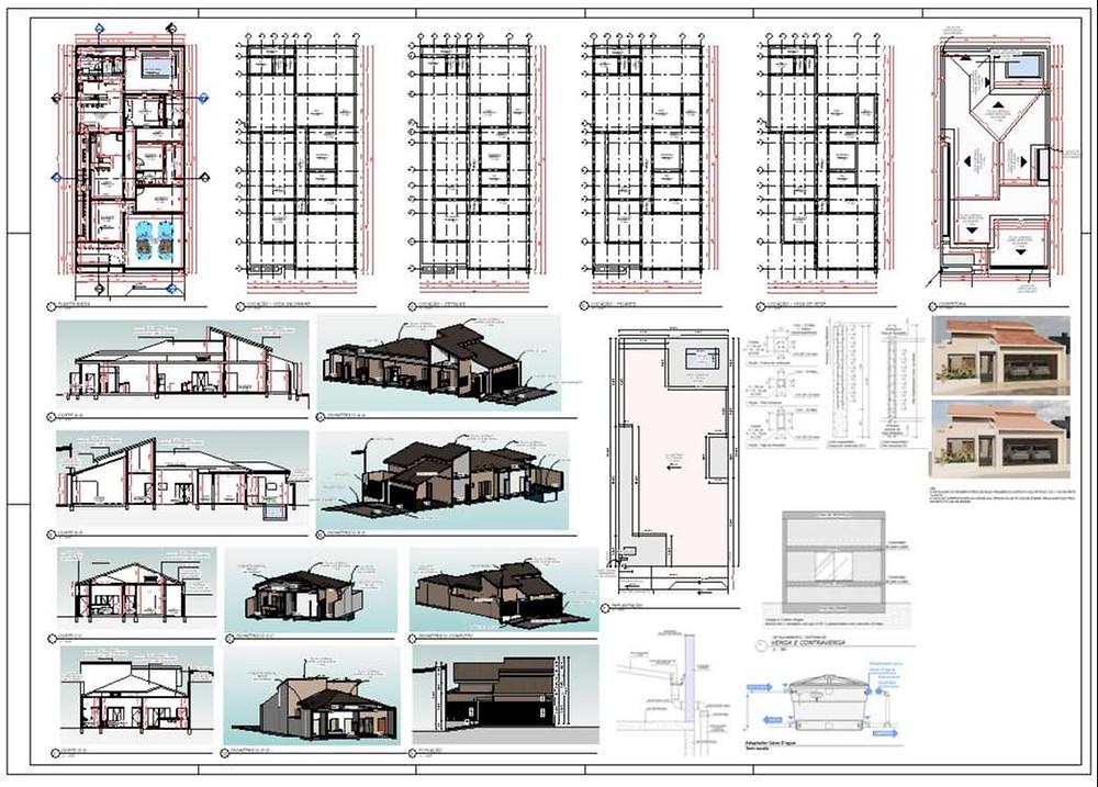projeto arquitetura na prefeitura