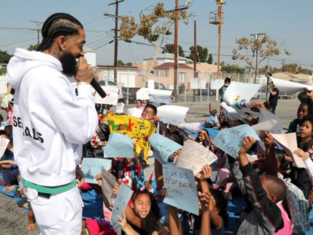 Things You Probably didn't know about Nipsey Hussle