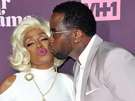 """Sean Combs """" Diddy"""" gifts mom Janice Smalls $1Million & a Bentley For Her 80th Birthday"""