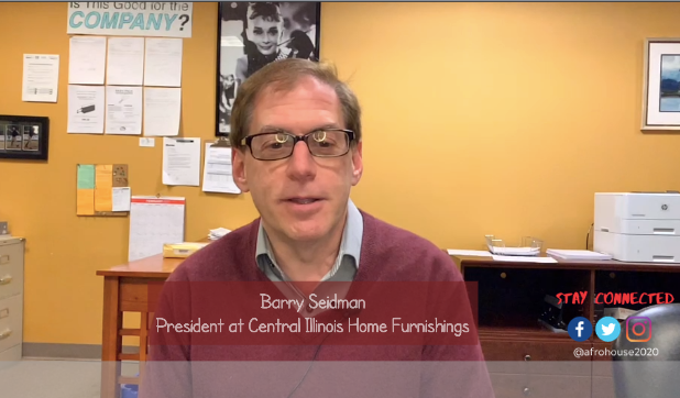 3rd Generation Business Owner Springfield, IL Entrepreneur Barry Seidman Shares key Business Tips