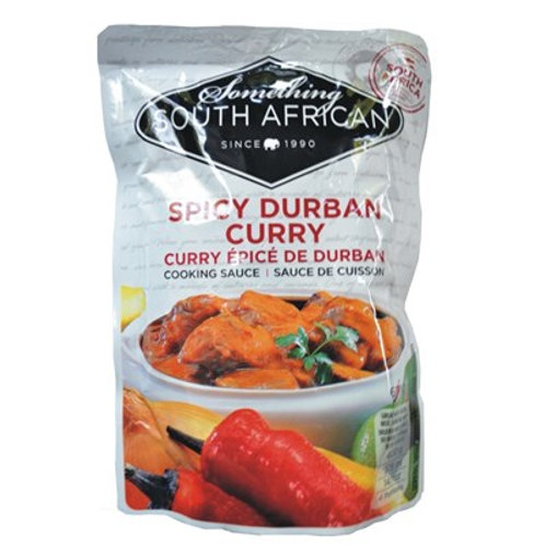Something South African Cook-in Sauce - Spicy Durban Curry 200g