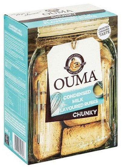 Ouma Condensed Milk Rusks - Chunky 500g
