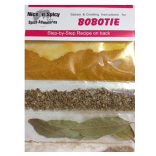 Nice 'n Spicy- Bobotie