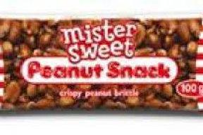 Mister Sweet Peanut Snack 100g