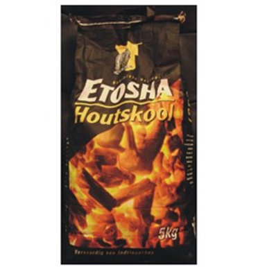 Etosha Namibian Hardwood Charcoal 5kg