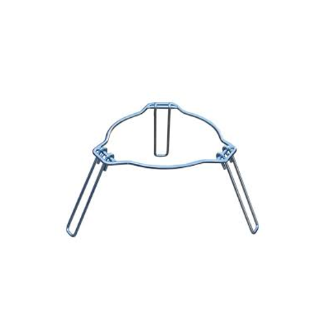 Handy potjie collapsible tripod stand.  Fits size 2 & 3 potjies.