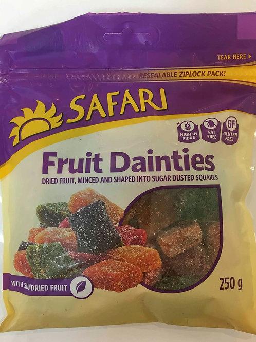 Fruit Dainties