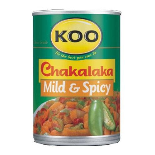 KOO Chakalaka - Mild & Spicy