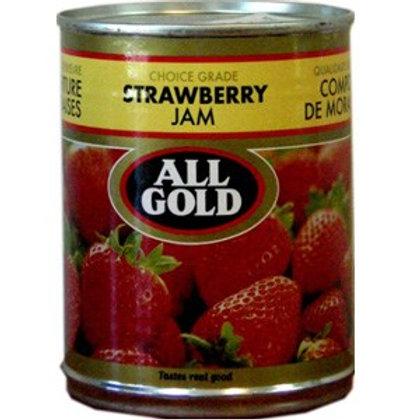All Gold Strawberry Jam