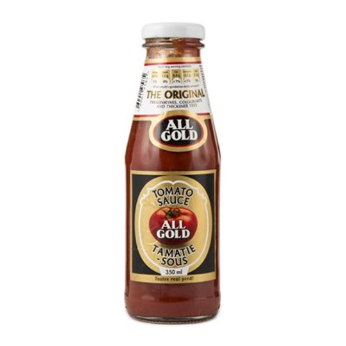 All Gold Tomato Sauce 350ml