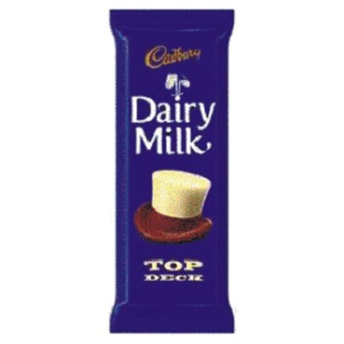 Cadbury Slab - Top Deck