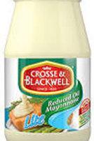 Crosse & Blackwell Mayonnaise Lite 790g