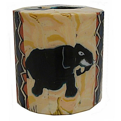 Candle Elephant Zanzibar