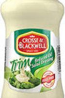 Crosse & Blackwell Trim Salad Dressing 790g