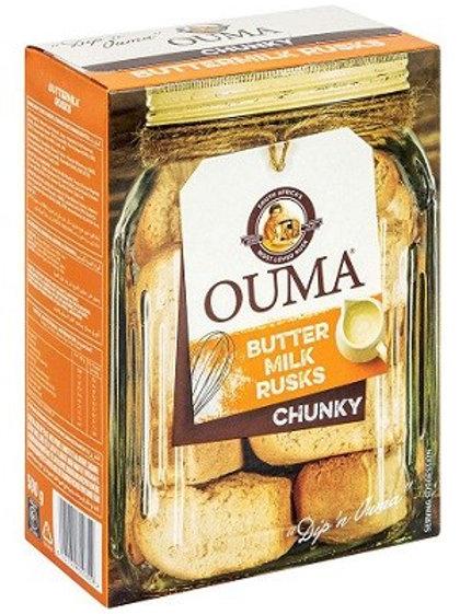 Ouma Buttermilk Rusks - Chunky 500g