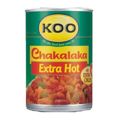 KOO Chakalaka - Extra Hot