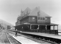 Sicamous Hotel and Station