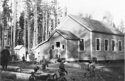Eagle Valley School 1928