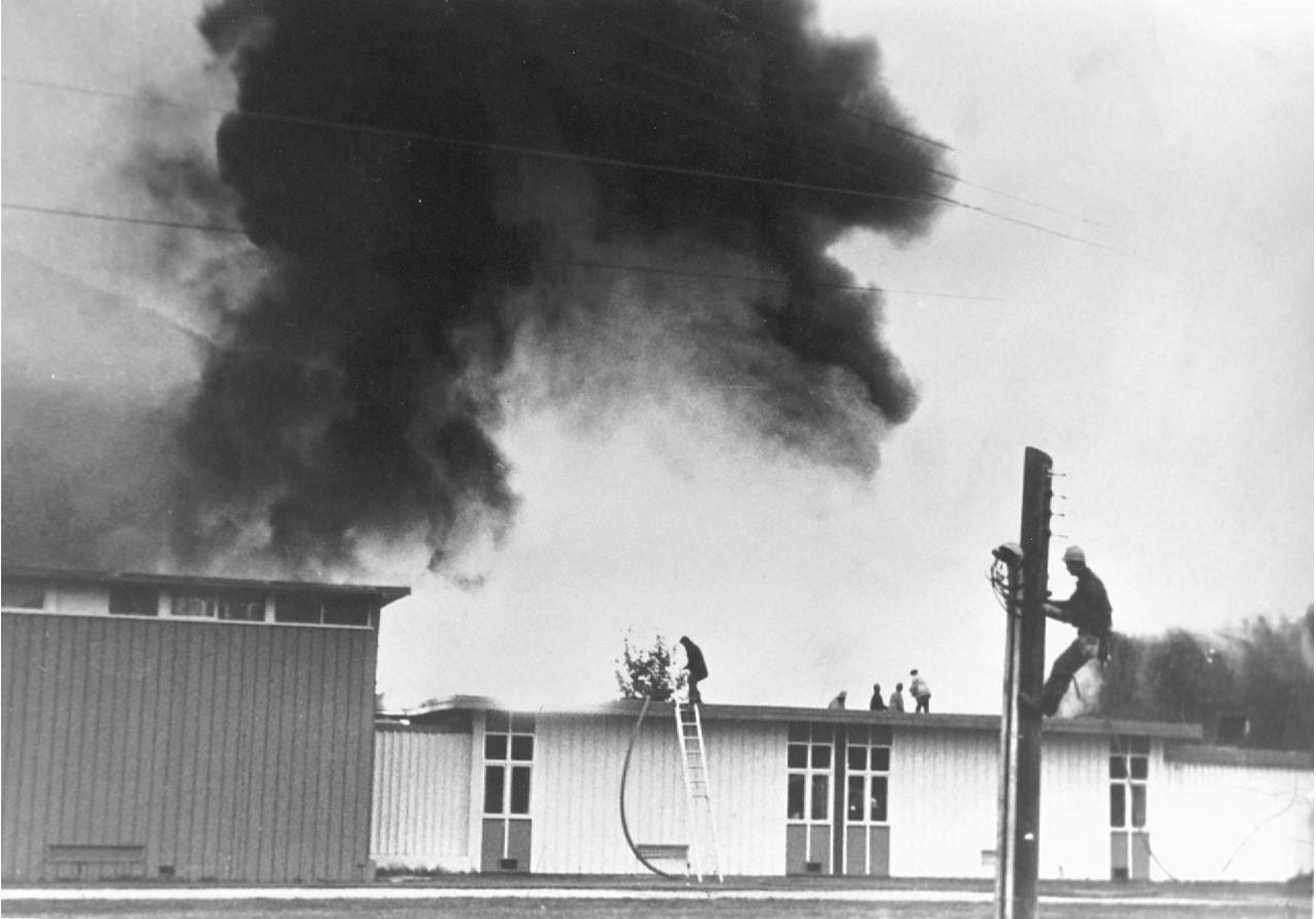 1975 School Fire