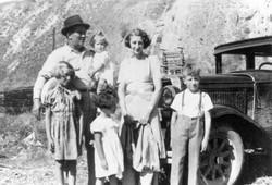 Bramble Family 1946