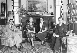 Frank Kappel and family